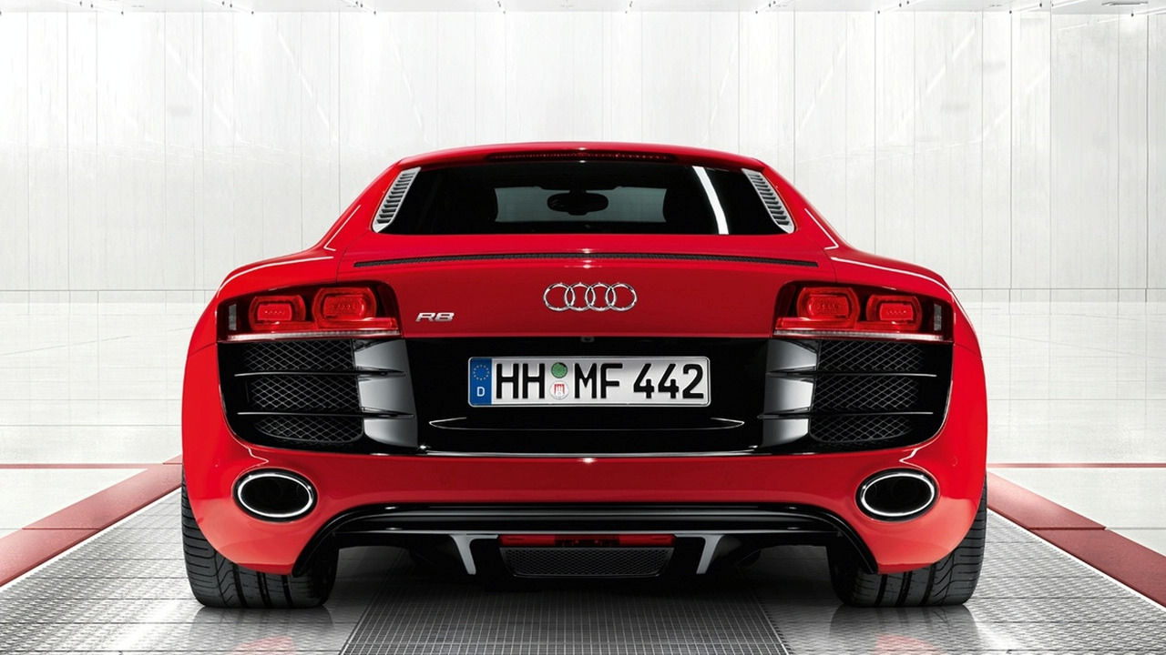 Commercial Audi R V In Maranello See What Happens - Audi r8 commercial