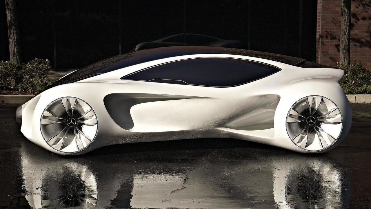mercedes-benz biome concept, 1600, 17.11.2010 | motor1 photos
