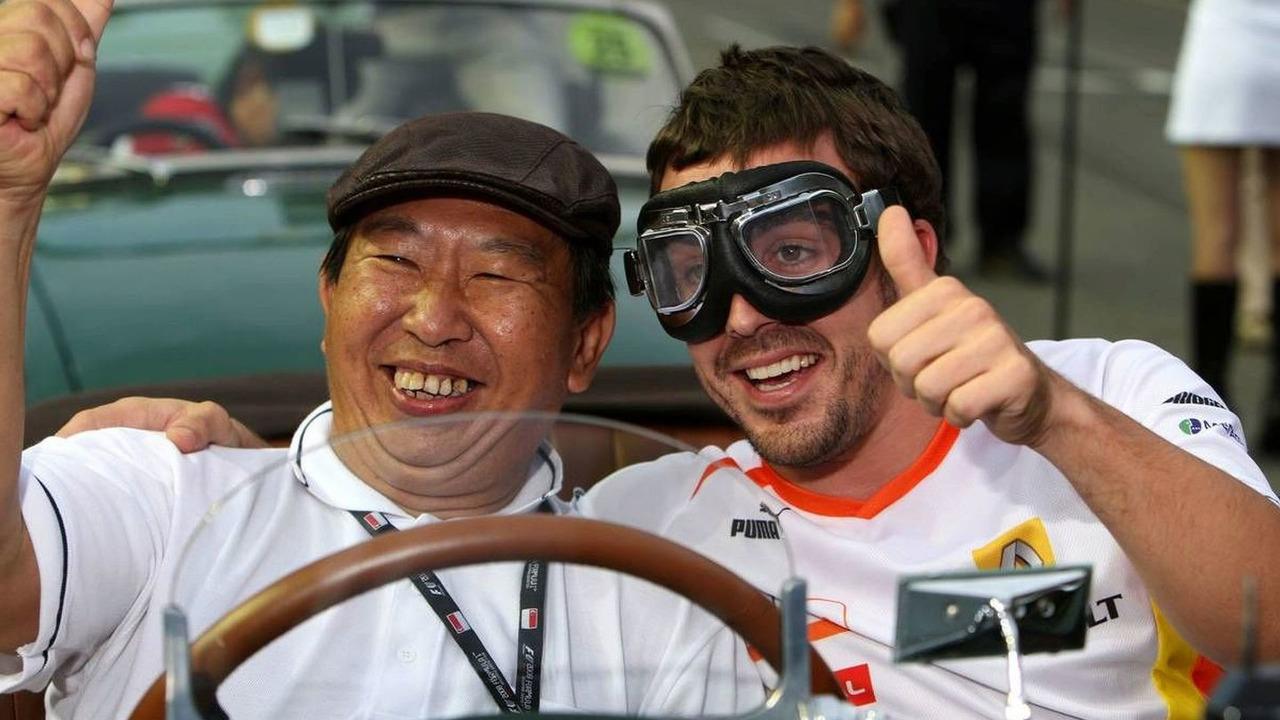 Fernando Alonso (ESP), Singapore Grand Prix, 27.09.2009