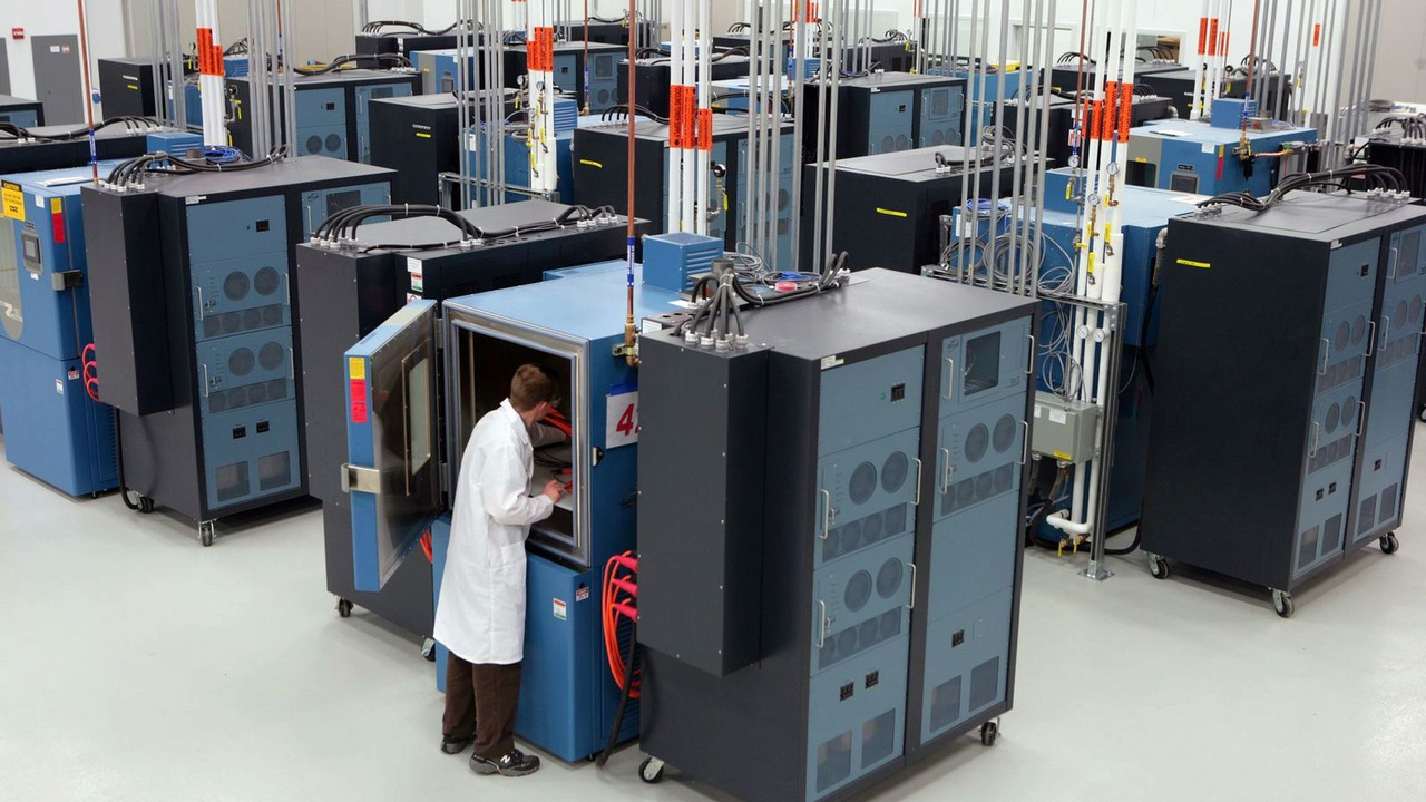 GM Global Battery Lab