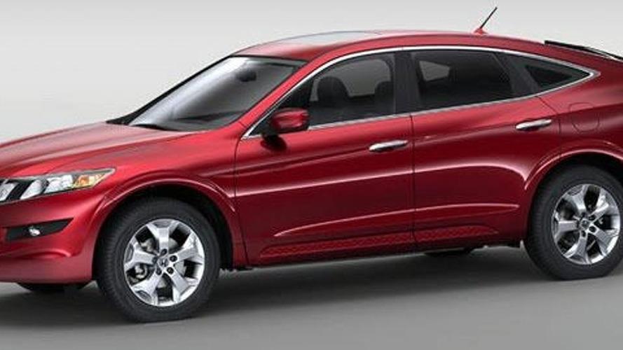 Honda Releases New Accord Crosstour Photos Following Public Outcry