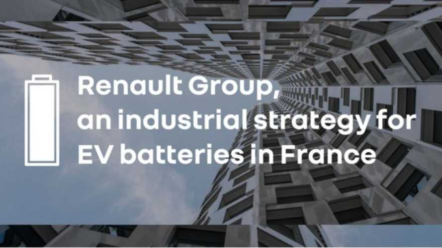Renault Announces Partnership With Envision AESC, MoU With Verkor