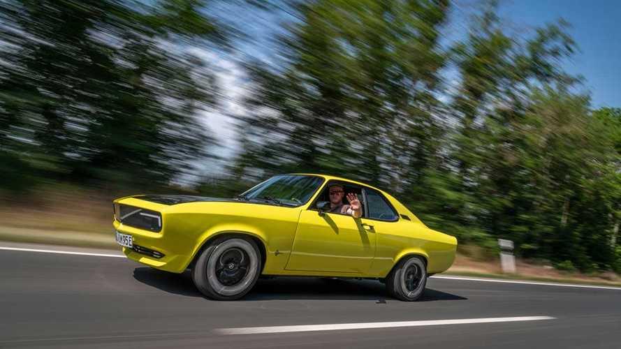 Opel Manta GSe ElektroMOD (2021): Wir sind ihn gefahren