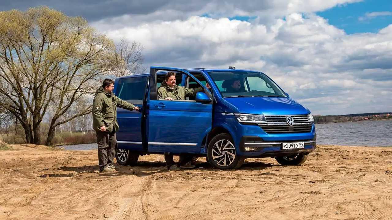 Volkswagen Caravelle T6.1 в удлиненном полноприводном исполнении