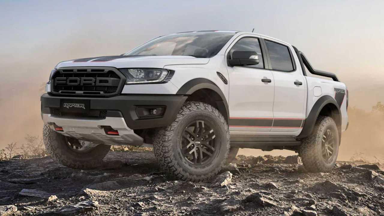 Ford Ranger Raptor X Australia