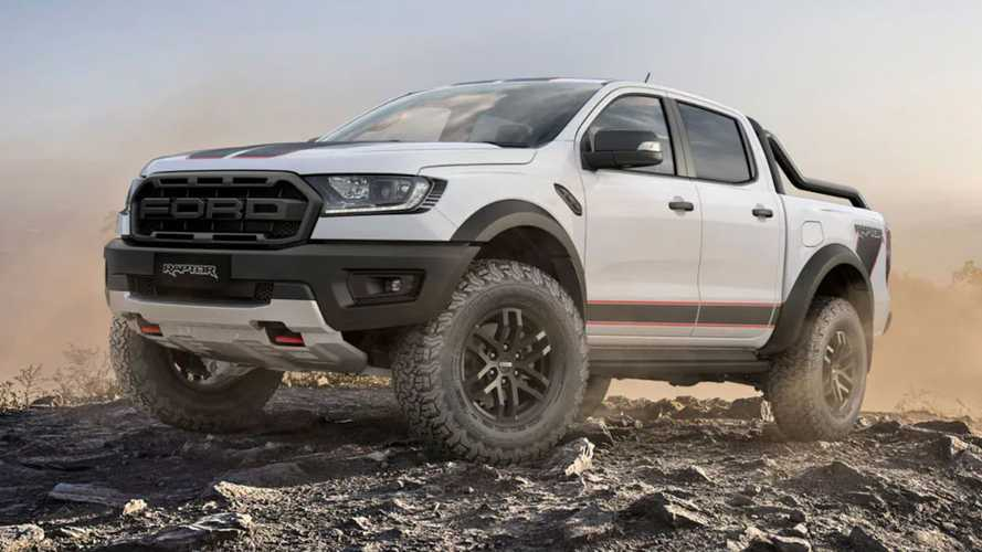 Ford Ranger Raptor X Reminds Us Of Truck's Forbidden Fruit Status