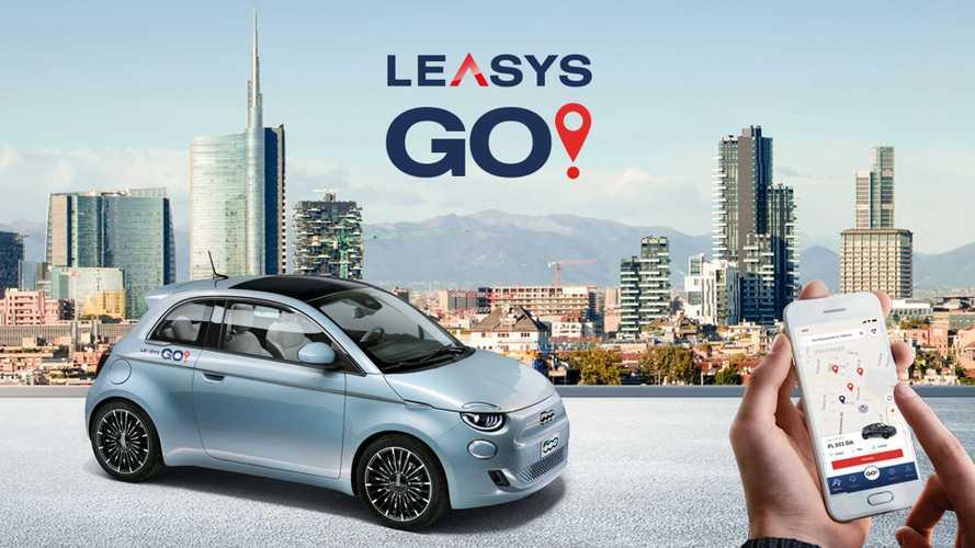 Car sharing, come e quanto costa noleggiare la Fiat 500 elettrica a Milano