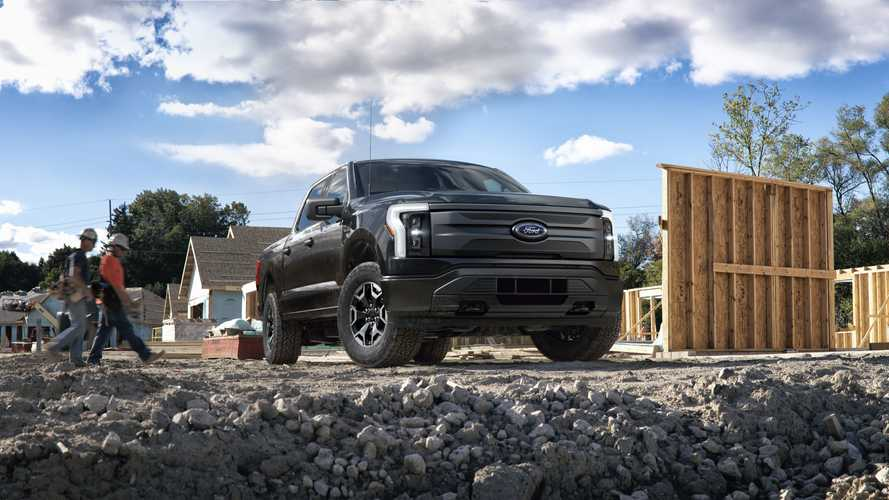 Ford F-150 Lightning Is Priced Much Like Gas F-150, But How?