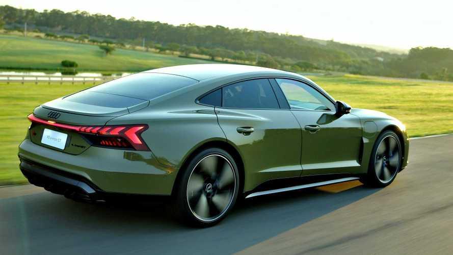 Sucesso, Audi RS e-tron GT esgota pré-venda no Brasil em 24 horas
