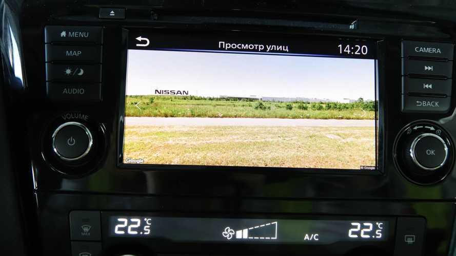 Российские Nissan Qashqai и X-Trail получили ProPilot и Connected Services