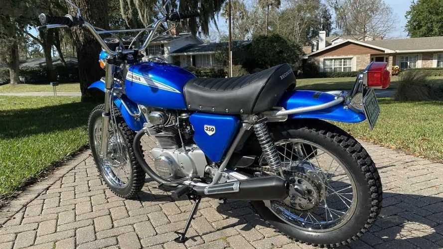1969 Honda SL350 KO
