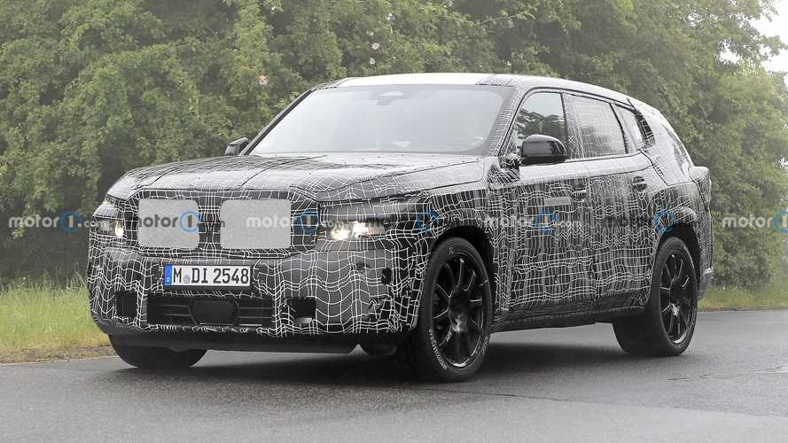 BMW : Semua Model Tertinggi Akan Dibangun di Pabrik Spartanburg