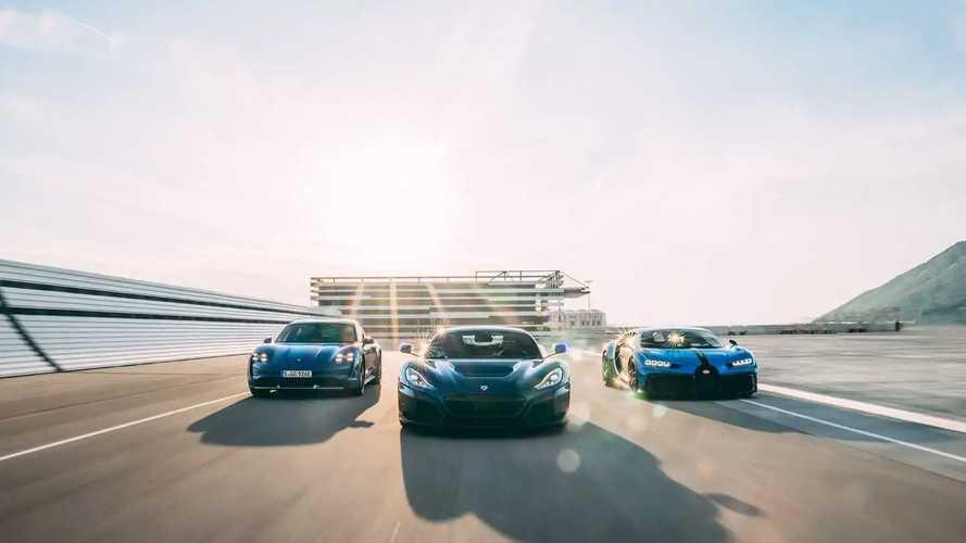 Bugatti-Rimac - a nova joint venture de hipercarros