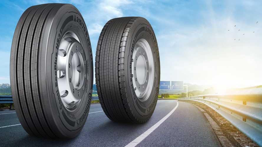 Continental lancia tre nuovi pneumatici premium