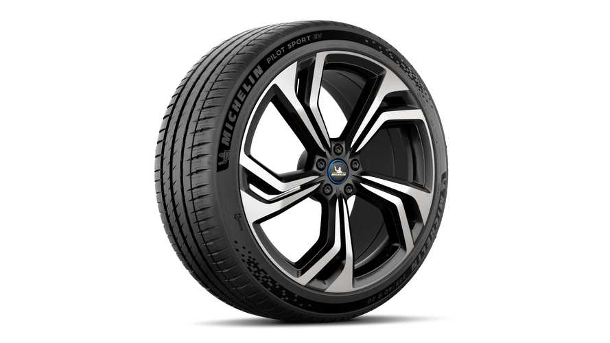 Michelin Announces Pilot Sport EV Tires Designed For Sporty Electric Cars