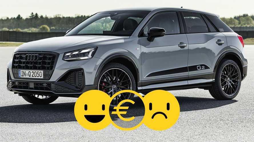 Promozione Audi Q2 diesel, perché conviene e perché no