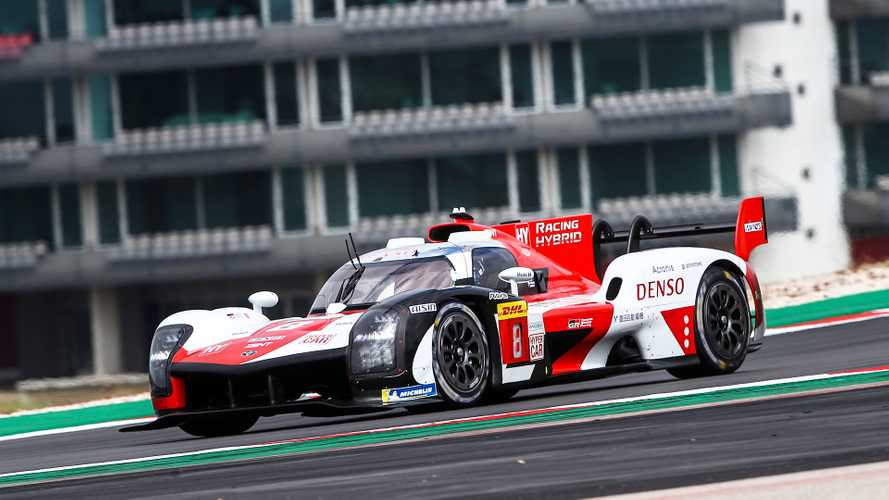 WEC: doppiette Toyota, Ferrari e Jota alla 8h di Portimao