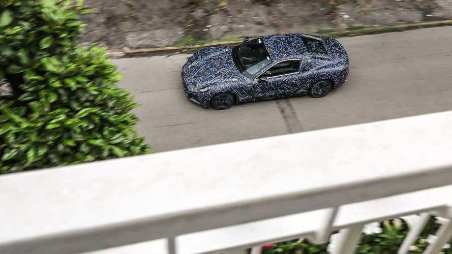 2021 Maserati GranTurismo Prototipi