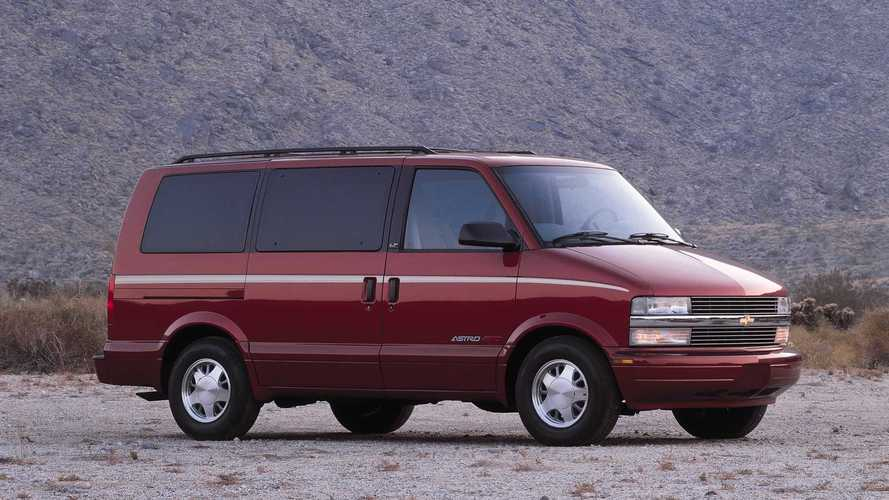 People With Old Chevy Minivans Are Some Of The Best Drivers: Report
