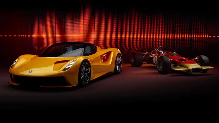 El Lotus Evija suena como el Cosworth V8 del Lotus Type 49... o casi
