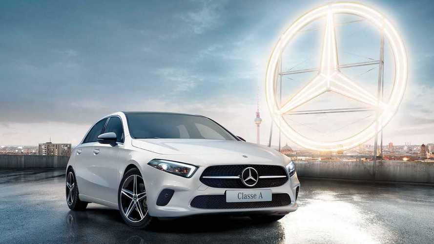 Una NIGHT EDITION per Mercedes Classe A, CLA e CLA Shooting Brake