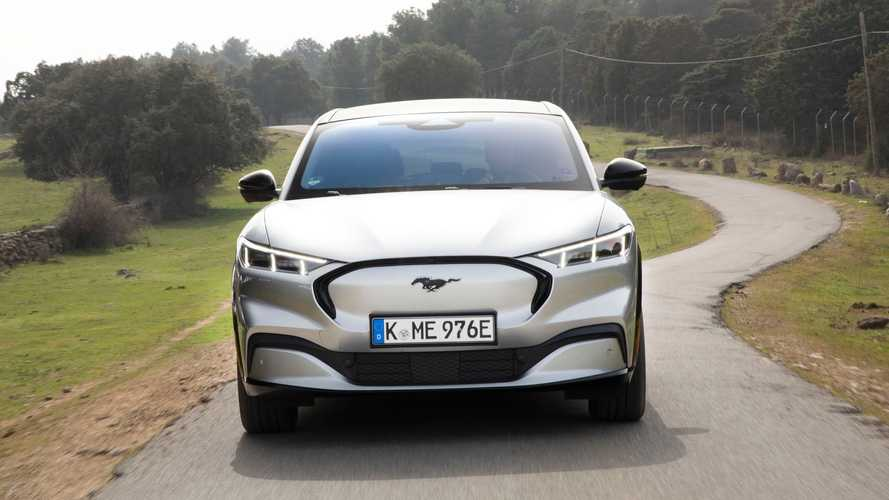 Prueba Ford Mustang Mach-E 2021