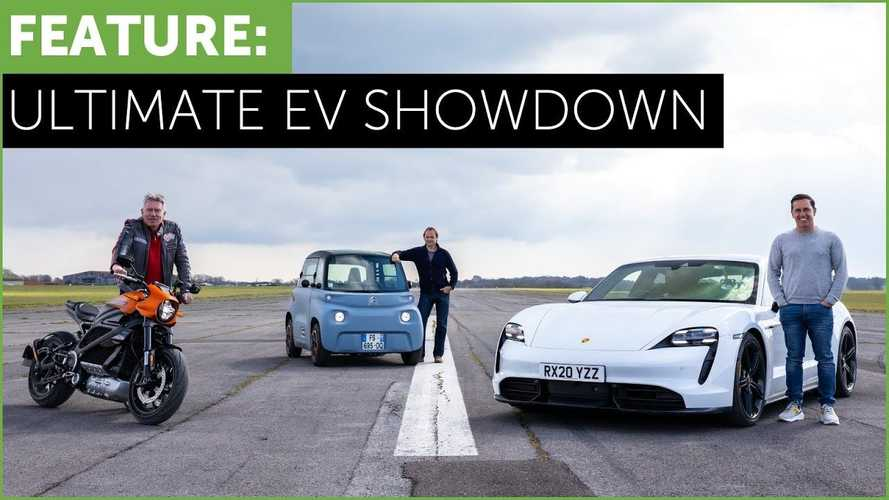 These Presenters Think EVs Are Only About Commuting, Practicality