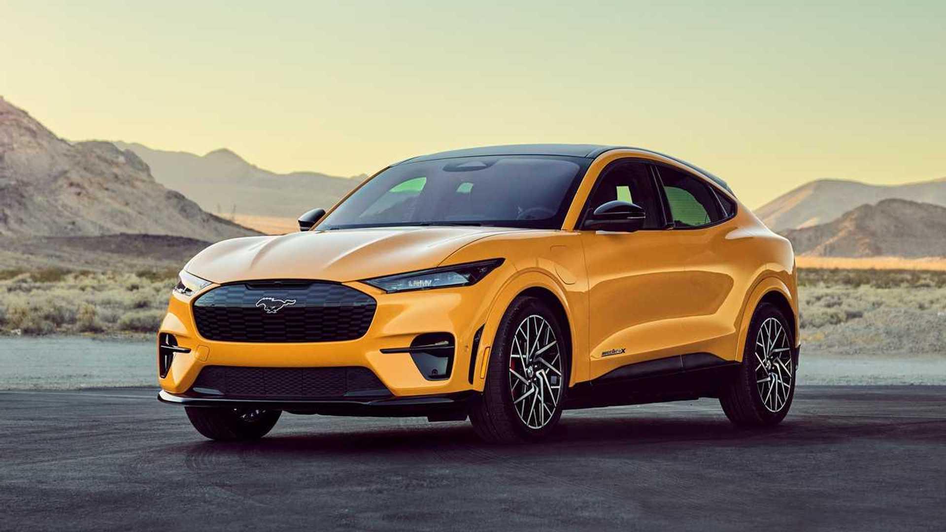Ford, 38.000 adet Mustang Mach-e'yi geri çağırıyor!