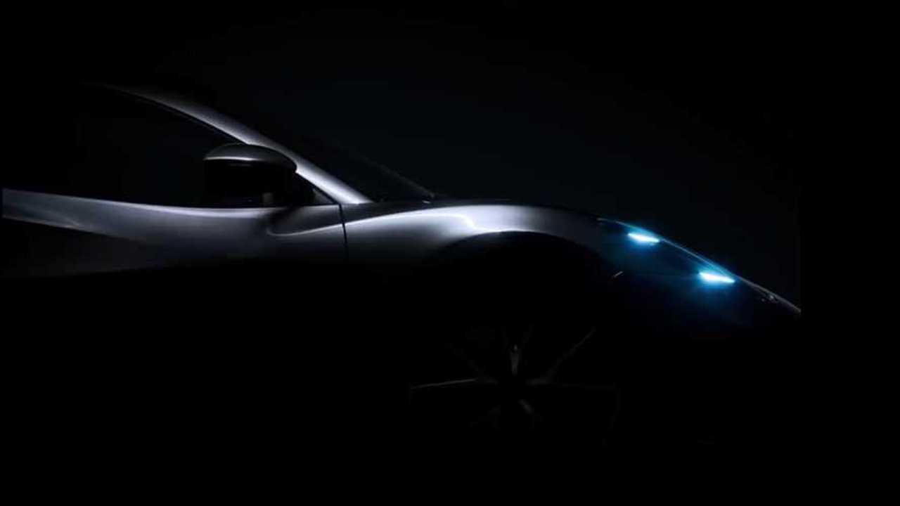 New Lotus Emira teaser video.