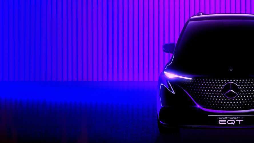 Mercedes Concept EQT: Ausblick auf den Elektro-Citan