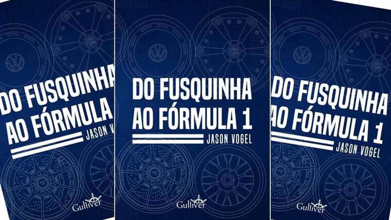 Capa do Livro do Fusquinha ao Fórmula 1