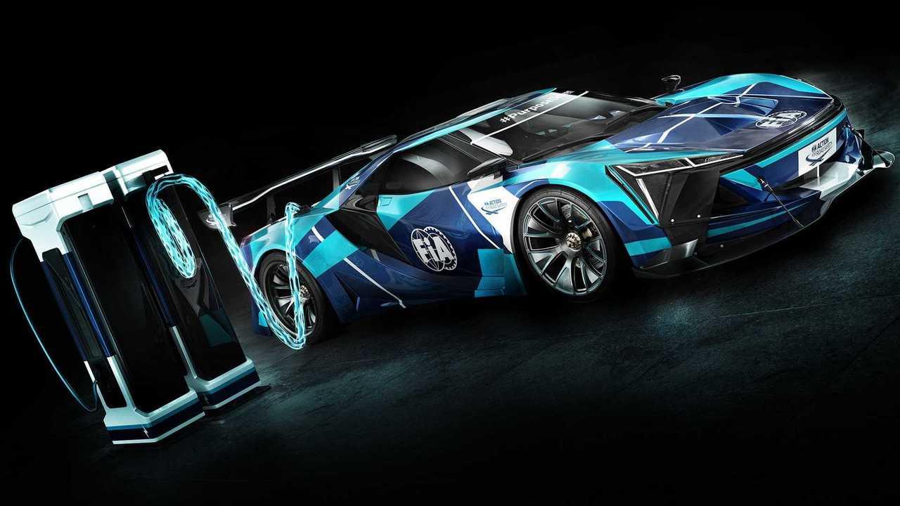 FIA'nın yeni elektrikli yarış kategorisi