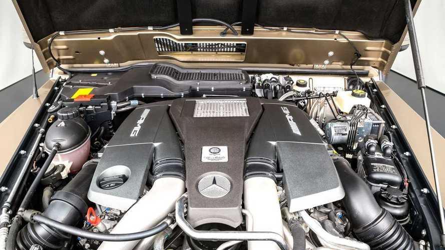 2015 Mercedes G 63 AMG 6x6
