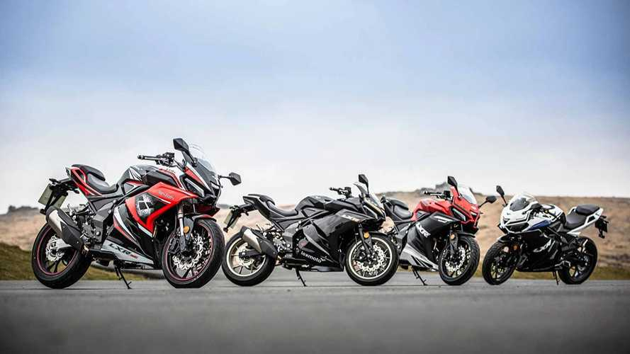 Lexmoto Spices Up The Beginner Market With The New LXR 125