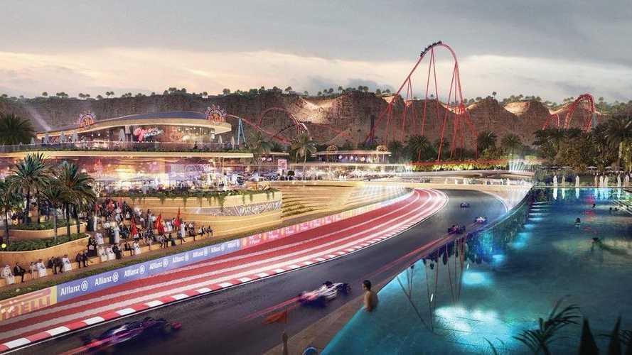 Saudi Arabia To Court MotoGP With 'City Of Motors' Circuit