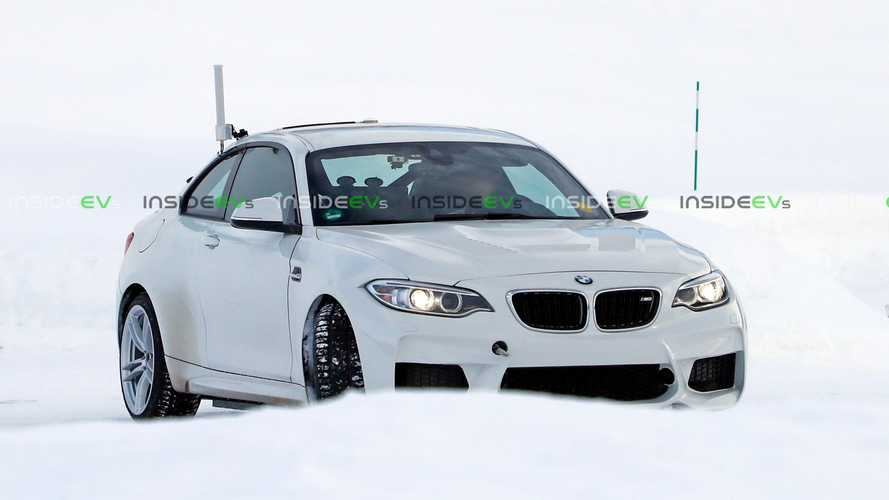 Is This A BMW M2 Electric?
