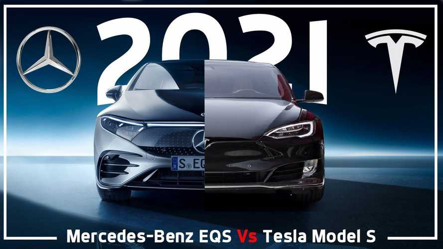 Refreshed Tesla Model S Vs Mercedes-Benz EQS: Comparison