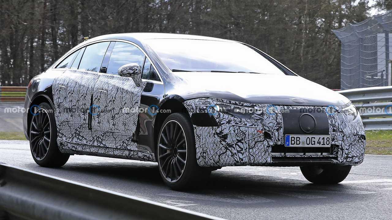 Mercedes-AMG EQS Ön Cephe