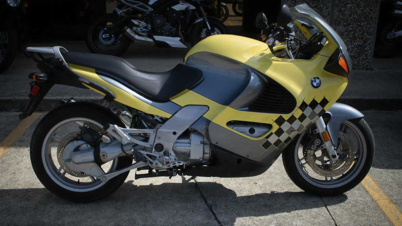 1999 BMW K 1200 RS in Plano, Texas