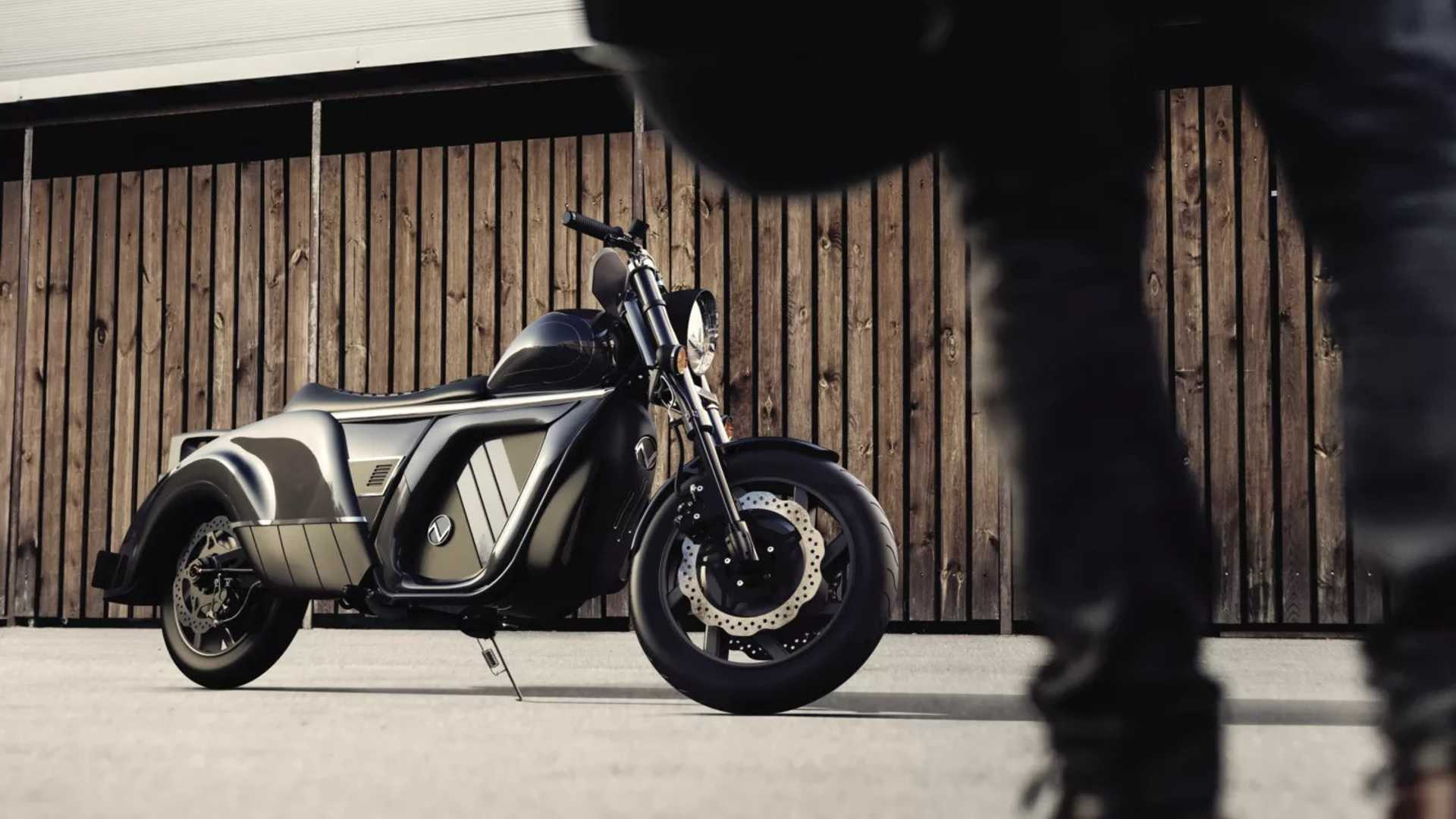 Zaiser promises a range of 300 miles in its electric cycle - Autobala