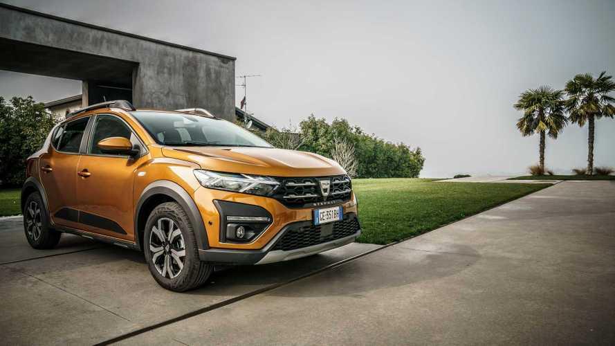 Dacia Sandero batte tutti in Europa: le auto più vendute a luglio