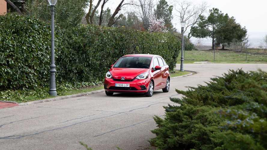 ¿Qué coche comprar? Honda Jazz 2021 (prueba)