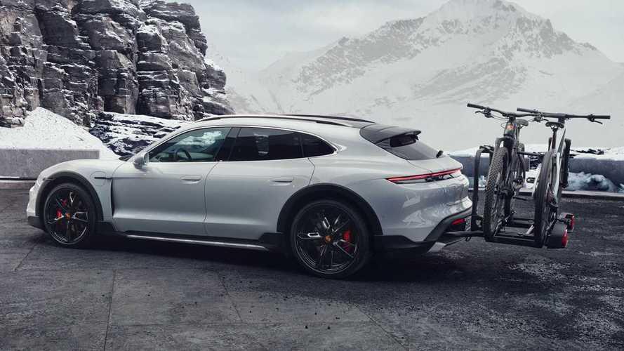 Porsche Taycan Sport Turismo, Coupe, Convertible under consideration