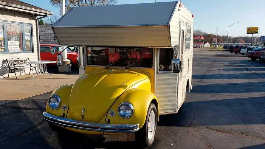 1969 Volkswagen Beetle Super Bugger Camper
