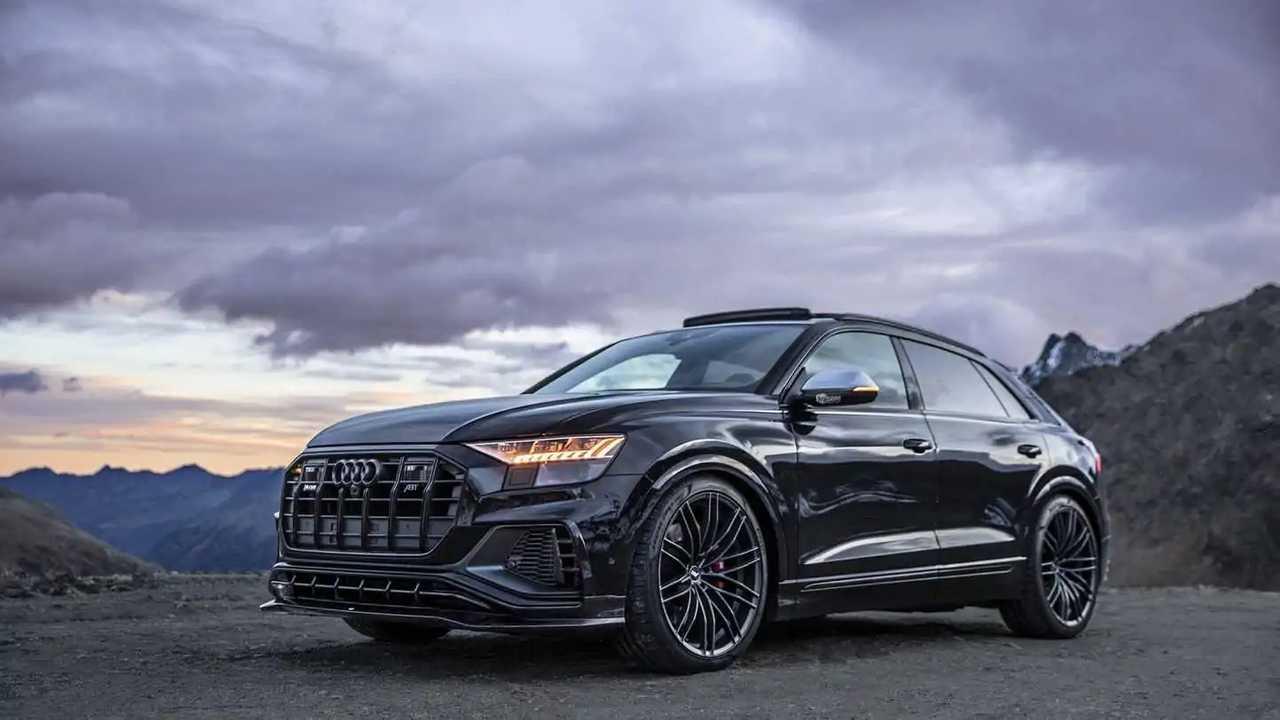 Audi SQ8 de ABT Sportsline
