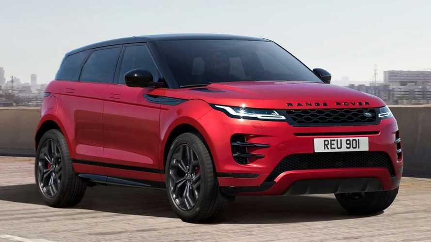 Range Rover Evoque gets new £50,440 P300 HST model