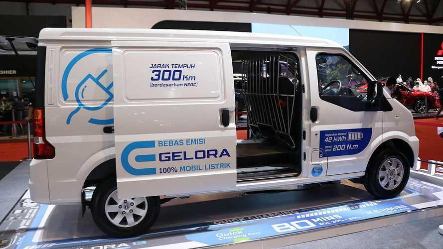 Dukung Pemerintah, DFSK Berencana Produksi Gelora E di Indonesia