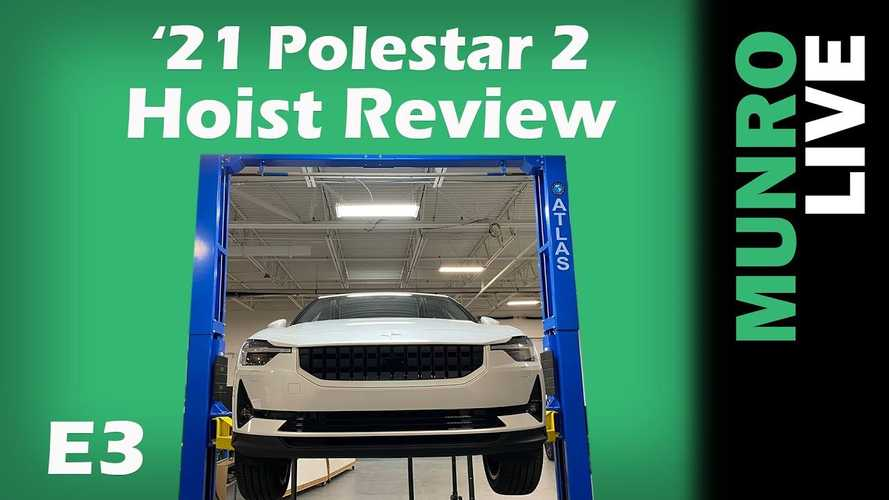 Sandy Munro: Volvo, Geely Should Be Very Proud About Polestar 2