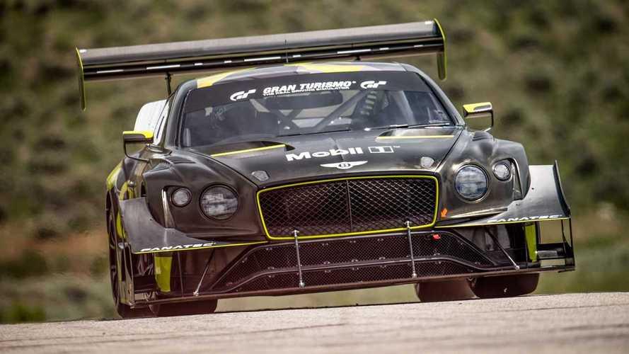Bentley Continental GT3 Pikes Peak (2021)