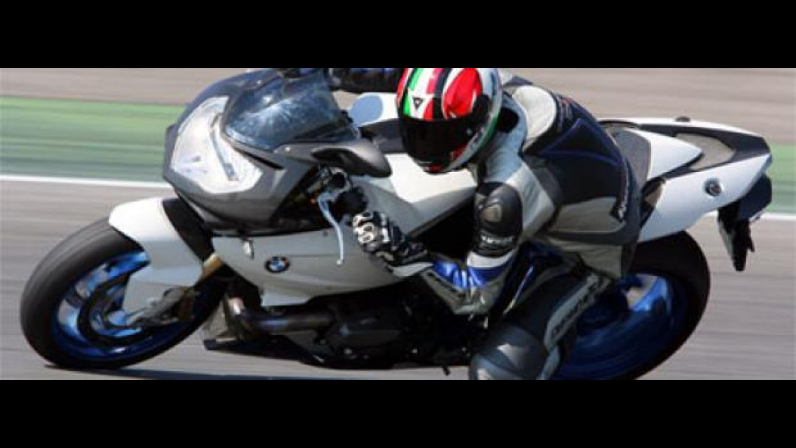 BMW HP2 Sport - TEST